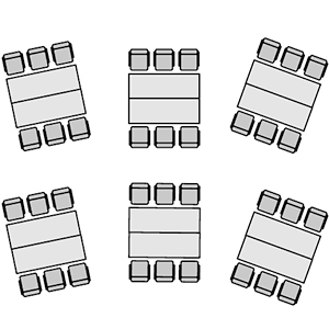 Pods Layout